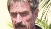 Raw: McAfee denies killing neighbor