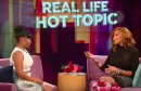 Michel'le Discusses Her Alleged Abuse by Dr. Dre and Suge Knight on 'The Wendy Williams Show'