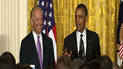 Obama Urges Ban on Workplace Bias Against Gays