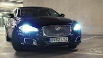Jaguar XJ Ultimate: Sometimes too much isn't enough