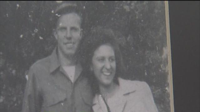 World War II veteran's death leaves widow fighting for VA benefits.