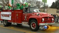 South Side Irish Parade steps off as family-friendly event