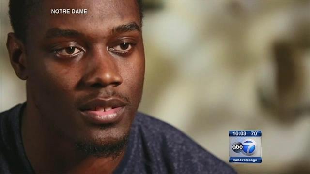 Davaris Daniels, Vernon Hills native, among Notre Dame football players investigated in cheating probe