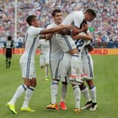 Over 105,000 watch Real Madrid beat Chelsea in Michigan
