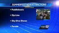 Summerfest adds new attractions in 2013