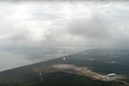 Here's a drone's eye view of SpaceX's Falcon 9 landing