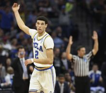 UCLA's Lonzo Ball threads beautiful pass through five Kentucky defenders