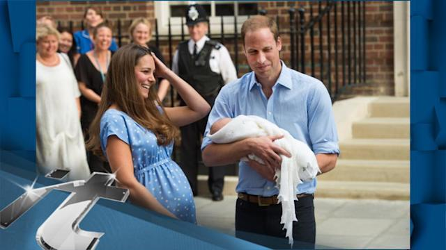 St. Mary's Hospital News Pop: Man Arrested in Front of St. Mary's Hospital Before Kate and Wills' Royal Baby Debut