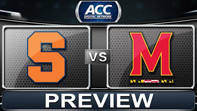 Syracuse vs Maryland Preview