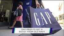Old Navy boosts The Gap; J.C. Penney disappoints; Weight Watchers' thin forecast