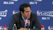Press Pass: Erik Spoelstra