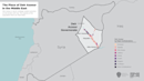 Mapped: The Last Islamic State Stronghold in Syria