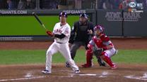 Ishikawa's walk-off homer