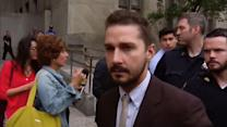 Shia Labeouf goes to court