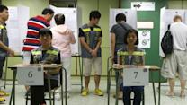 780,000 Hong Kongers Vote on Electoral Reform