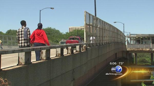 More than 8 percent of Illinois bridges structurally deficient