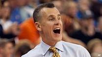 Billy Donovan at the SEC Meetings