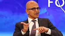 Why Microsoft's profit boom is just beginning, according to Credit Suisse