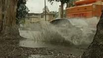 Rain Hitting Drought-Stricken California