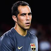 Bravo arrives in Manchester ahead of City move