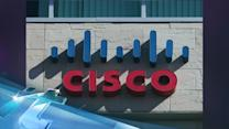Cisco reports higher revenue, in line with expectations