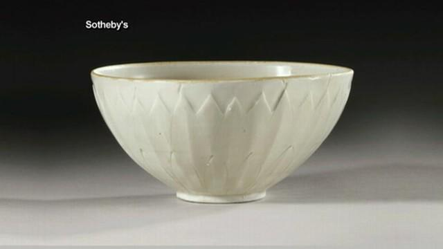 $3 Tag Sale Bowl Sold for $2.2M at Auction