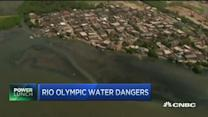 Olympic water dangers in Rio