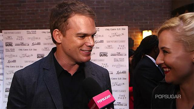 Michael C. Hall Describes His Very Last Scene on Dexter - Did He Drop a Big Hint About His Fate?