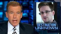Snowden Applies for Political Asylum in Russia