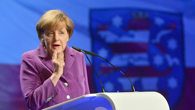 Merkel Blasts U.S. Spying, Hopes Washington Will Change Tack