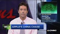Apple's China land grab