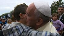 Pope delivers sympathy message on migrant boat sinking