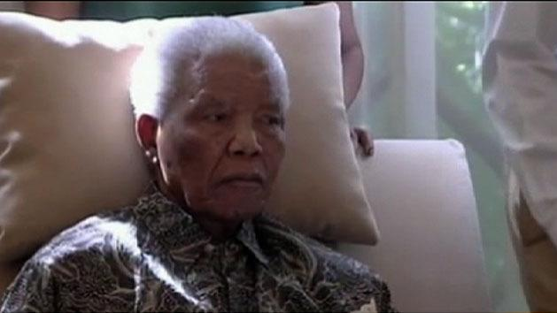Mandela making progress in recovery