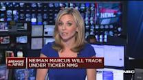 Neiman Marcus files for IPO