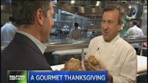 Scott Wapner's gourmet Thanksgiving