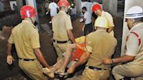 Indian rescue crews pull bodies from building collapse in Goa