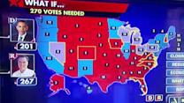 Karl Rove plays out Electoral College scenarios