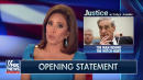 Fox News' Judge Jeanine Pirro Tries To Sully Robert Mueller Over Benghazi
