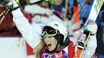 Sisters Sweep Gold, Silver in Moguls
