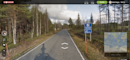 I just discovered GeoGuessr, a free mystery game that will show you the world