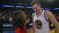 Postgame: David Lee