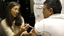 Scramble for vaccine as flu season heats up