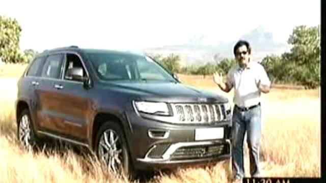 Top speed - Jeep Grand Cherokee review