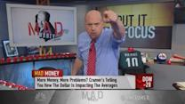 Cramer: The Superfreakin' powerful dollar