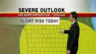Video-Cast: Storms Develop Late