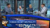 Net neutrality 'jump ball': Mark Cuban