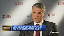 New levels of client risk aversion: UBS CEO