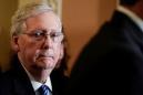 U.S. Senate leader McConnell raises possibility of quick impeachment trial