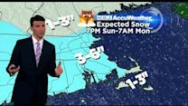 WBZ AccuWeather Evening Forecast For Feb. 27