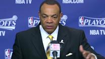 Press Pass: Lionel Hollins